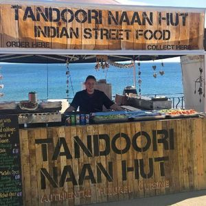 Tandoori Naan Hut Street Food Catering