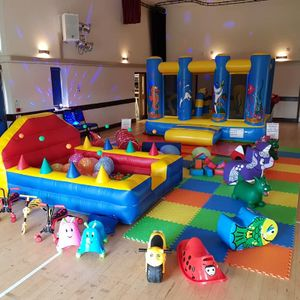 Kidz Bouncy Castles & Soft Play Hire Specialists undefined