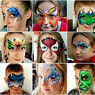 Face Painting Luton Children Entertainment