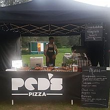 Ped's Pizza Private Party Catering