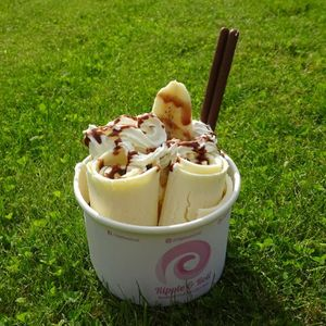 Ripple & Roll: Handmade Ice Cream Rolls - Catering , Devon,  Ice Cream Cart, Devon Mobile Caterer, Devon