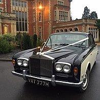 Flying Lady Cars Vintage & Classic Wedding Car