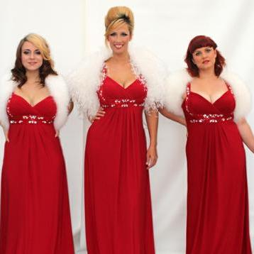 The Sleigh Belles Carolers