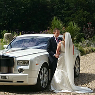 Wedding Car Hire Peterborough Chauffeur Driven Car