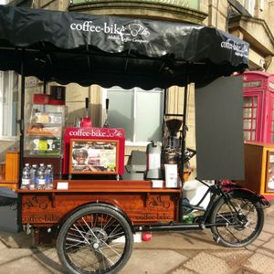 Coffee-Bike - J&A's Coffee Wheels Coffee Bar