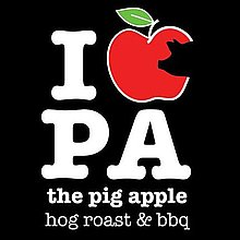 The Pig Apple Street Food Catering