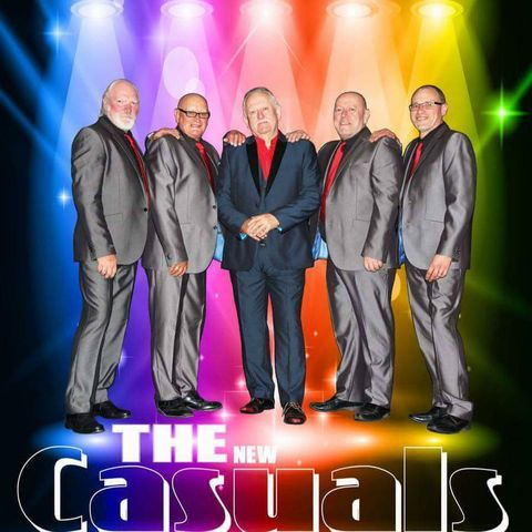 The New Casuals Live music band