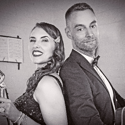 Roaring 2020s band | Vintage Swing band performing Old favourites and Modern Covers Vintage Band