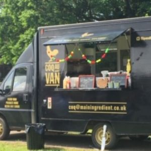 Coq Au Van Pie And Mash Catering