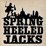 Spring Heeled Jacks Irish band
