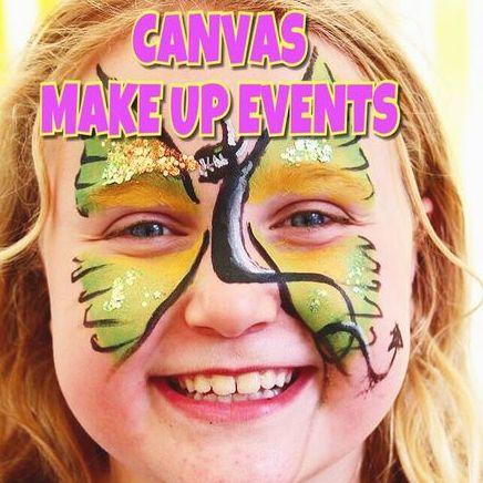 Canvas Make Up Events - Children Entertainment , London,  Face Painter, London