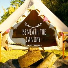 Beneath the Canopy Bell Tent Hire Marquee & Tent