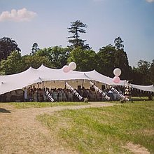 CGSM Events Party Tent