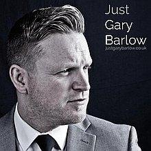 Just Gary Barlow Vintage Singer