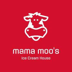 Mama Moo's Ice Cream Ice Cream Cart