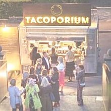 Tacoporium Corporate Event Catering