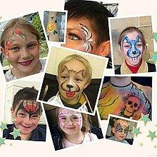 Paula Bargh Facepainter Face Painter