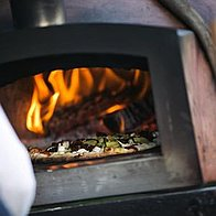 Pembrokeshire Wood-Fired Pizza Wedding Catering