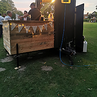 Rustic Mobile Bars Mobile Bar