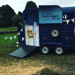 The Extraordinary Travelling Gin Company Catering