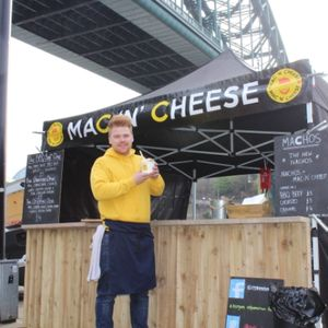 Redheads Mac 'N' Cheese Mobile Caterer