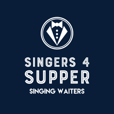 Singers 4 Supper - Singing Waiters Singer