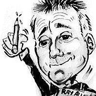 Ray Allen Caricaturist
