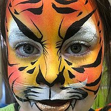 Herts Faces Face Painter