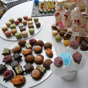 Sweet Tower Afternoon Tea Catering