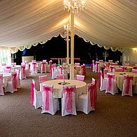 Covering Your Event Marquee & Tent
