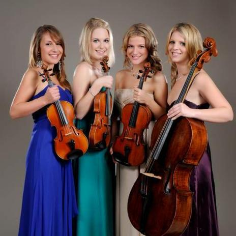 Apollo Strings String Quartet Violinist