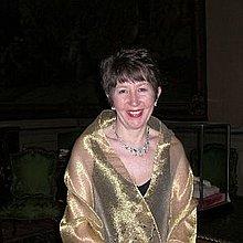 Katharine Collett Sopranoentertainer Vintage Singer