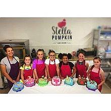 Stella Pumpkin Cake Design Catering