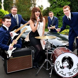 SANDY AND THE SECRETS - Tribute Band , Altrincham,  60s Band, Altrincham