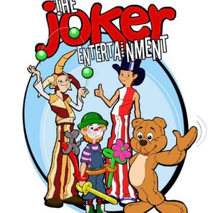 The Joker Entertainment Circus Entertainer