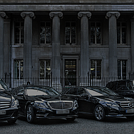 Derby Chauffeurs Luxury Car