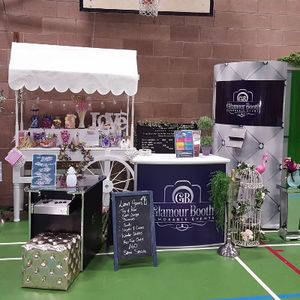 Hire Glamour Booth for your event in Chester