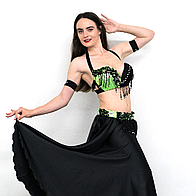 Candi Belly Dancer Children Entertainment