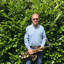 Kevin Goodall-Professional Saxophonist Saxophonist