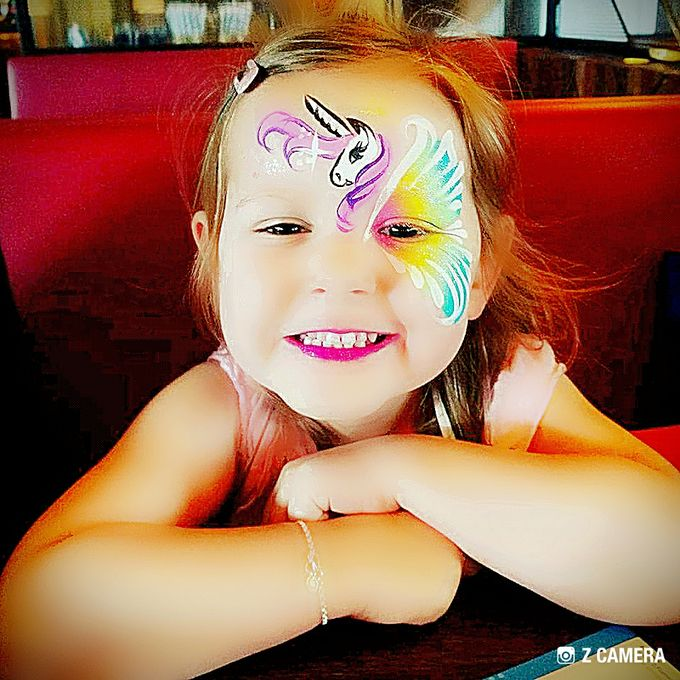 Face painting ana balloon Twisting by cheekyfaces - Children Entertainment Venue  - Bradford - West Yorkshire photo