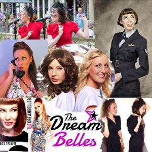 The DreamBelles Vintage Singer