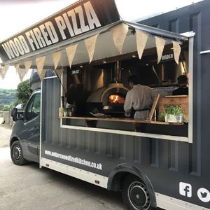 Amber's Wood Fired Kitchen Street Food Catering