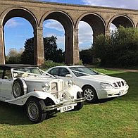 SCN Occasion Cars Vintage & Classic Wedding Car