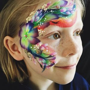 Tanya Renner Face And Body Art - Children Entertainment , Salisbury,  Face Painter, Salisbury