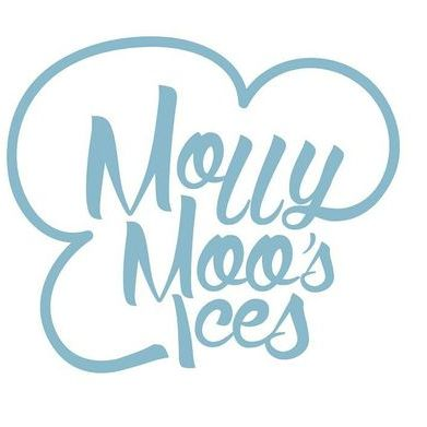 Molly Moo's Ices Ice Cream Cart