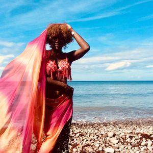 Sandrine Anterrion Belly Dancer