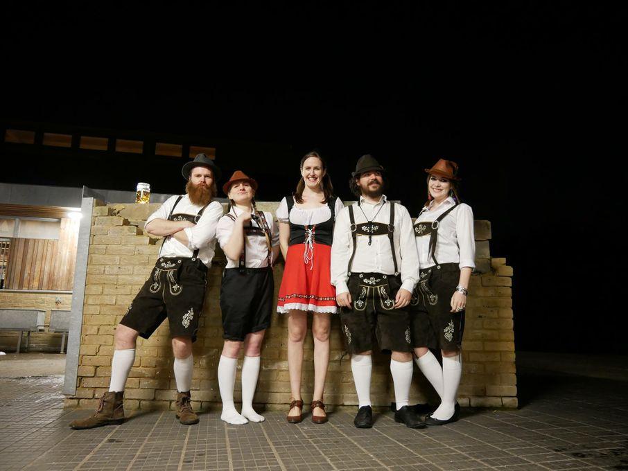 Deutsch Blasmusik - Ensemble World Music Band  - London - Greater London photo