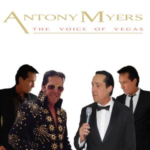 Antony Myers 'The Voice of Vegas' Elvis Tribute Band
