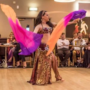 Gemma Sahara Dancer Latin & Flamenco Dancer