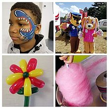 Josie's Face Painting and Entertainment Event Equipment